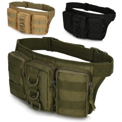 Тактическа чанта за кръст